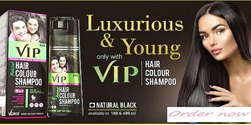 VIP Hair Color Shampoo in Islamabad - Vip Hair Colour ...